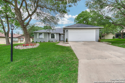 Cibolo Single Family Home New: 3800 Greenridge