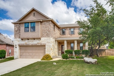 Boerne Single Family Home Active Option: 100 Waterfall Ct