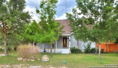 Bandera Single Family Home Back on Market: 437 Pr 1519