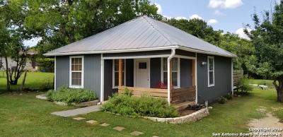 Bandera Single Family Home New: 810 14th St