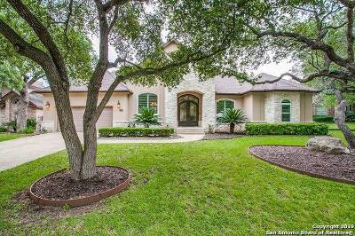 San Antonio Single Family Home New: 16 Inwood Elms