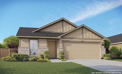 New Braunfels Single Family Home New: 1219 Loma Ranch