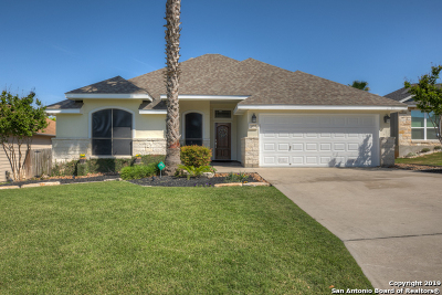 New Braunfels Single Family Home New: 1634 Sunspur Dr