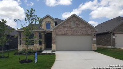 Helotes Single Family Home New: 11714 Bricewood Ridge