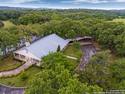 Boerne Single Family Home Active Option: 6 Upper Cibolo Creek Rd