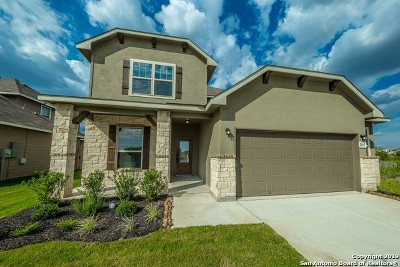 New Braunfels Single Family Home New: 2811 Wheatfield Way