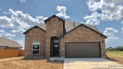 New Braunfels Single Family Home New: 365 Orion
