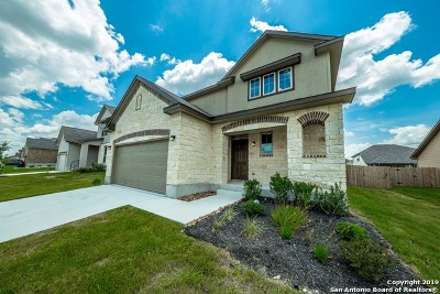 New Braunfels Single Family Home New: 737 Rain Dance