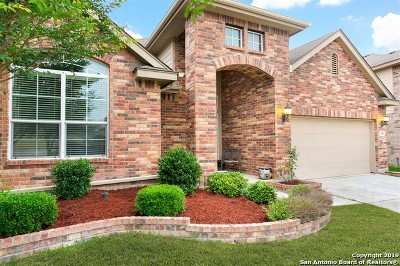 Cibolo Single Family Home Active Option: 518 Sea Headrig Dr