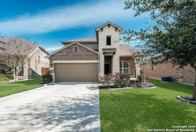 Cibolo Single Family Home New: 424 Pevero
