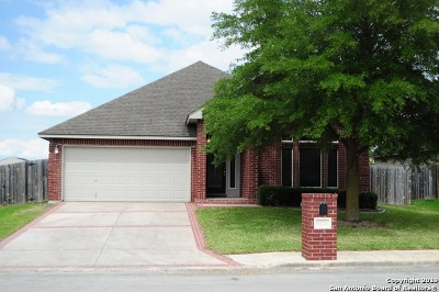 New Braunfels Single Family Home New: 2211 Ranch Estates Blvd