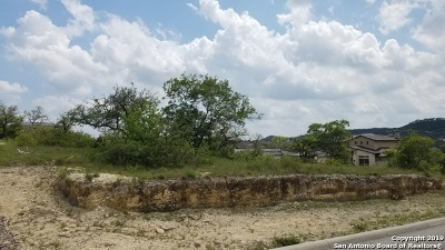San Antonio Residential Lots & Land New: 10116 Basilone Rdg