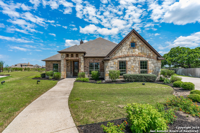 Fair Oaks Ranch Single Family Home New: 30926 Honeycomb Rock