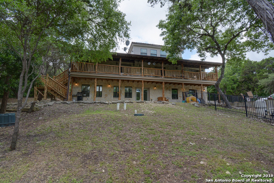 Helotes Single Family Home Back on Market: 212 Private Road 1701