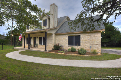 Spring Branch Single Family Home Active Option: 6620 Spring Branch Rd