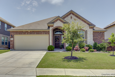 Schertz Single Family Home Active Option: 2924 Mistywood Ln
