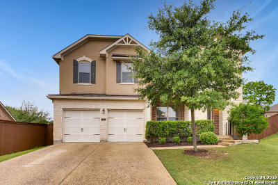 Stone Oak Single Family Home Active Option: 19227 Barrow Bay