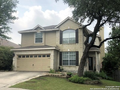 Schertz Single Family Home New: 3480 Dartmouth Cove