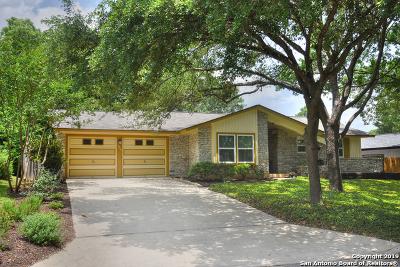San Antonio Single Family Home New: 3015 Sir Phillip Dr