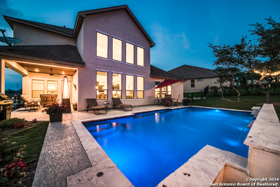 Boerne Single Family Home New: 122 Cantina Sky