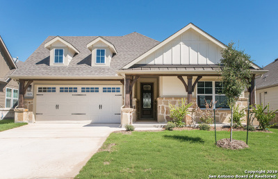 Schertz Single Family Home New: 9208 Canopy Bend
