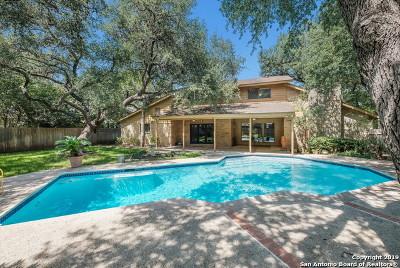 San Antonio Single Family Home New: 214 Wood Shadow St