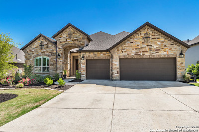 San Antonio Single Family Home New: 29022 Chaffin Light