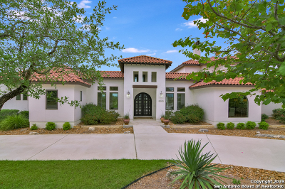 San Antonio Single Family Home New: 10105 Basilone Ridge
