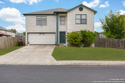 Converse Single Family Home Active Option: 8148 Chestnut Barr Dr