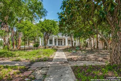 Monte Vista Single Family Home For Sale: 101 E Agarita Ave