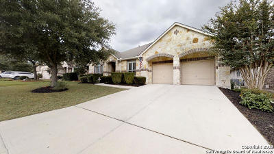 Helotes Single Family Home New: 9222 Scotford