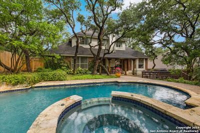 San Antonio Single Family Home New: 2430 Fairfield Bend Dr