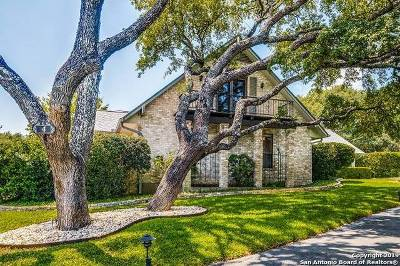 Bexar County Single Family Home New: 4 Sleepy Cove St