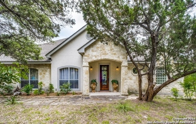 Boerne Single Family Home New: 301 Mountain Spring Dr