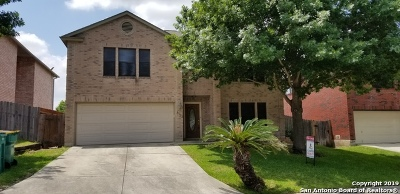 Converse Single Family Home For Sale: 8123 Cantura Mills