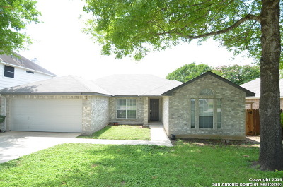 Cibolo Single Family Home New: 322 Notch Leaf