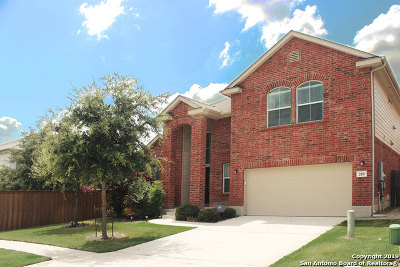 Cibolo Single Family Home New: 210 Mayflower