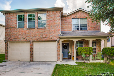Schertz Single Family Home New: 3937 Brook Hollow Dr.