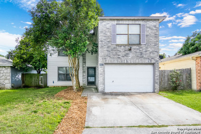 Converse Single Family Home Price Change: 6822 Misty Field Dr