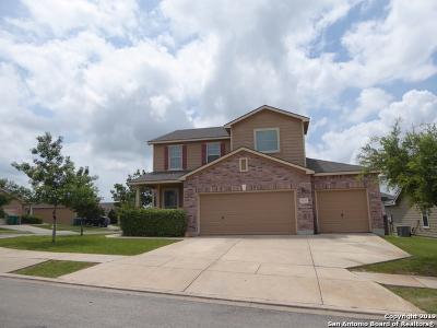 Converse Single Family Home New: 9638 Copper Estate