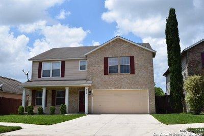 Schertz Single Family Home New: 3309 Whisper Bluff