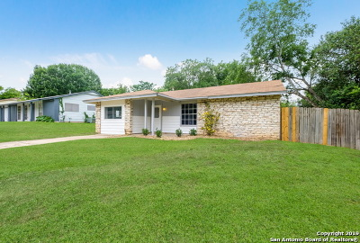 Live Oak Single Family Home New: 7613 Marigold Trace St