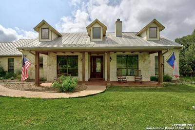 New Braunfels Single Family Home New: 337 Lone Creek Circle