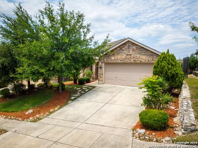 Leon Valley Single Family Home Active Option: 5544 Saffron Way