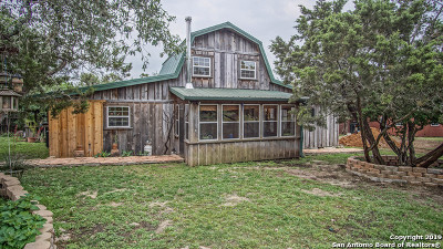 Spring Branch Single Family Home New: 932 Cypress Cove Rd