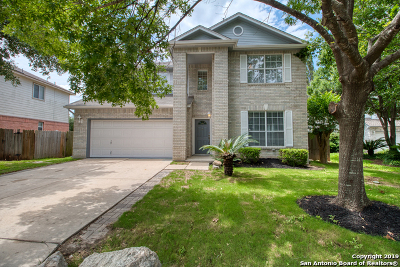 San Antonio Single Family Home Back on Market: 12311 Stable Pass