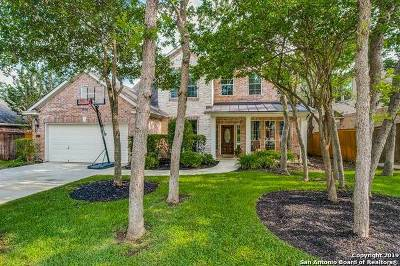 Stonewall Ranch Single Family Home For Sale: 519 Cypress Trail