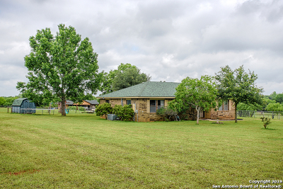 Wilson County Single Family Home New: 110 Ranch Rd