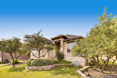 Bexar County Single Family Home Active Option: 1511 Tivoli Hill