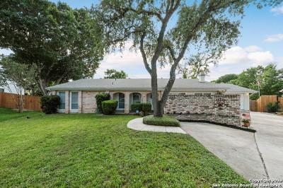 Universal City Single Family Home Active Option: 13419 Heathfield